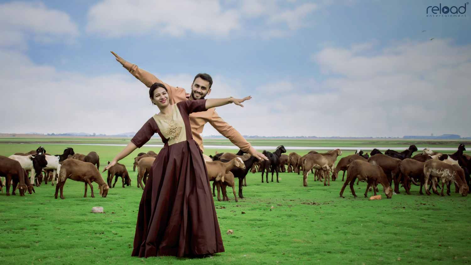 Pre Wedding Photoshoot - Photography Bangalore -- Reload Entertainment-1153
